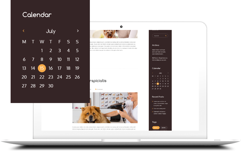 Dog Grooming Booking System